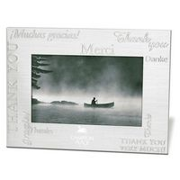 "362010544-114 - Many Thanks Photo Frame (4""x6"" Photo) - thumbnail"