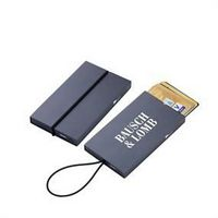 735609489-114 - Troika® Credit Card Case w/ Flexible Silicon Strap - thumbnail