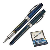 753733577-114 - Visconti Van Gogh Starry Night Rollerball Pen - thumbnail
