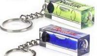 765412384-114 - Kikkerland Mini Level Keychain - thumbnail