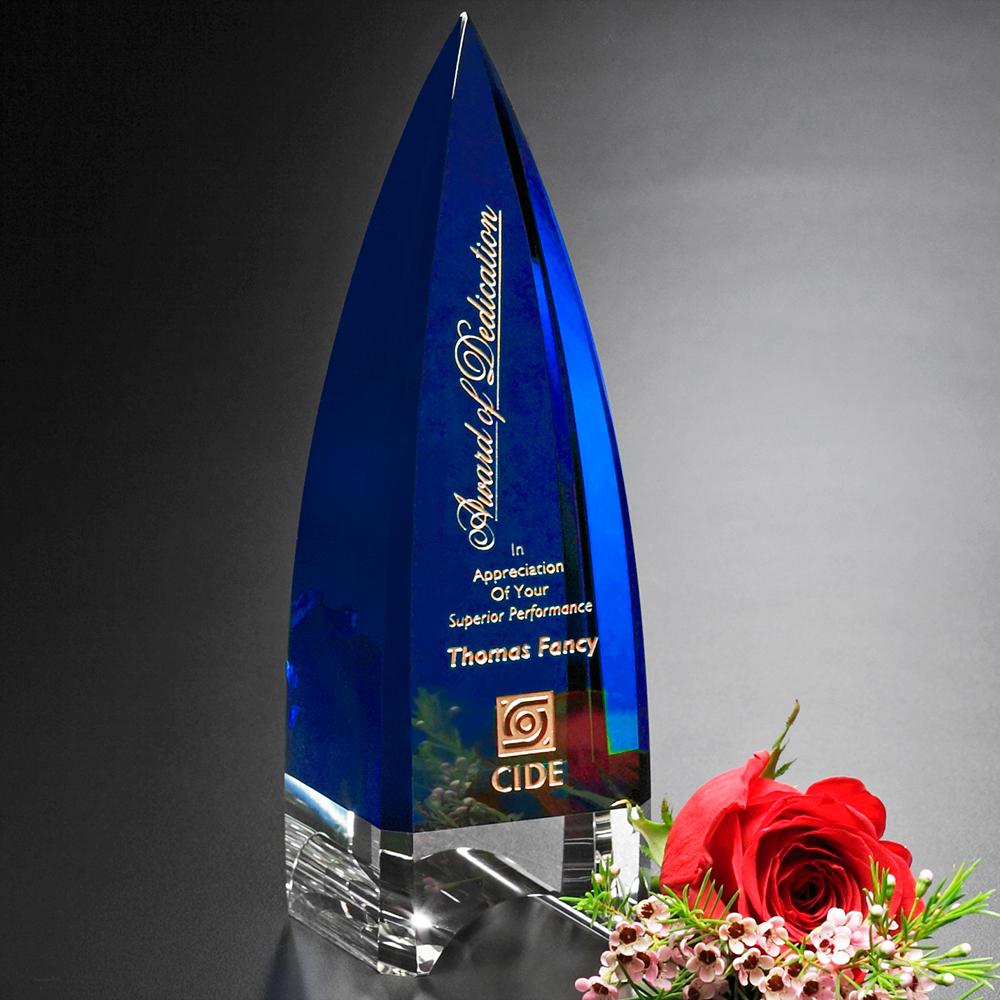 "184592511-133 - Culmination Indigo Award 9"" - thumbnail"
