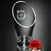 """363388536-133 - Westcott Vase 8"""" - thumbnail"""