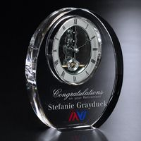 "395272114-133 - Bradford Clock 8"" H - thumbnail"