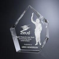 """524592399-133 - Larsmont Award 9-1/4"""" - thumbnail"""