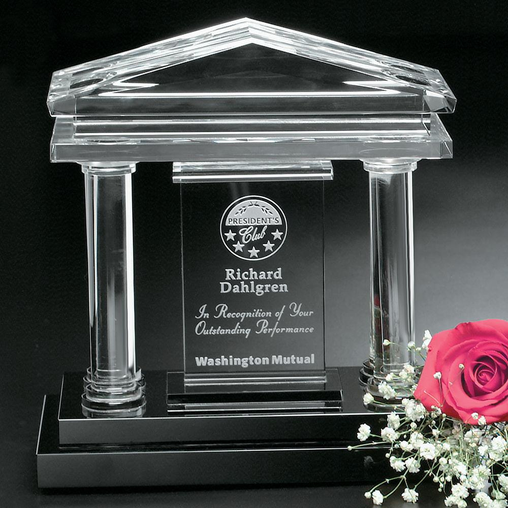"""562057677-133 - Parthenon Award 8"""" - thumbnail"""