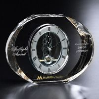 """595272112-133 - Baldwin Clock 6"""" H - thumbnail"""