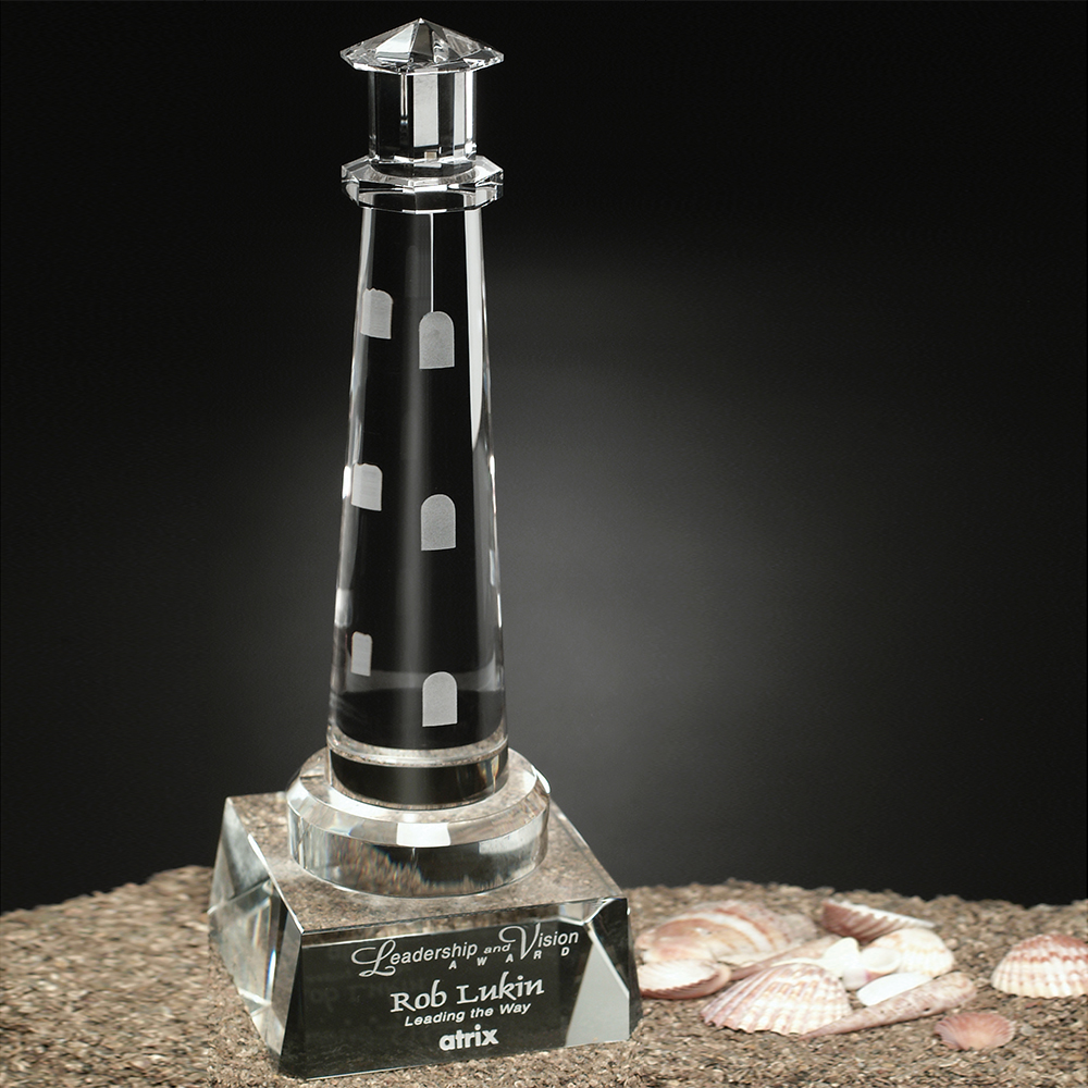 "721601993-133 - Spirit Rock Lighthouse 10-3/4"" - thumbnail"