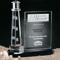 "903102697-133 - Journey Point Lighthouse 9-1/2"" - thumbnail"