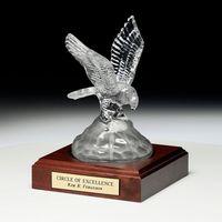 "914592429-133 - Conquering Eagle 9-3/4"" - thumbnail"