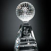 """992246278-133 - Golf Pyramid Award 8"""" - thumbnail"""