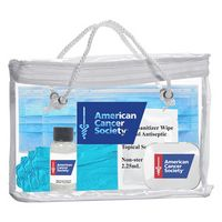 106313067-105 - Clean & Clear Transparent Tote - thumbnail