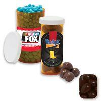 115554306-105 - Small Pill Bottle Filled w/Dark Chocolate Almond - thumbnail