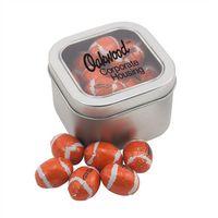 124520612-105 - Window Tin w/Chocolate Footballs - thumbnail