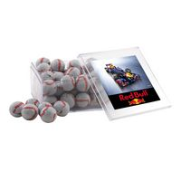 154521815-105 - Acrylic Box w/Chocolate Baseballs - thumbnail