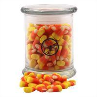 154523192-105 - Jar w/Candy Corn - thumbnail