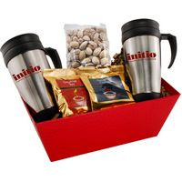 164517623-105 - Tray w/Mugs and Pistachios - thumbnail