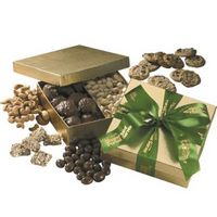 165009252-105 - Gift Box w/Chocolate Footballs - thumbnail