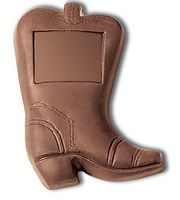 175554227-105 - Molded Chocolate Cowboy Boot (1 Oz.) - thumbnail