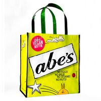 306147349-105 - Recycled Full Color Laminate Bag - thumbnail