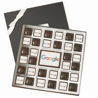 335555136-105 - Luxe Large Chocolate Squares Gift Box - thumbnail