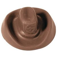 375554225-105 - Molded Chocolate Cowboy Hat (1 Oz.) - thumbnail
