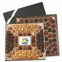 375555210-105 - Luxe Deluxe Chocolate and Confection Gift Box - thumbnail