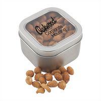 384520635-105 - Window Tin w/Honey Roasted Peanuts - thumbnail