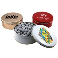 384523303-105 - Gift Tin w/Chocolate Golf Balls - thumbnail
