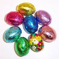 385554196-105 - Foil Wrapped Chocolate Easter Eggs - thumbnail
