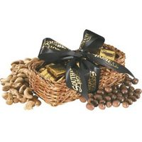 395009468-105 - Gift Basket w/Chocolate Baseballs - thumbnail