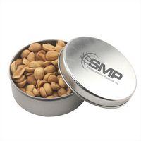 504520777-105 - Round Tin w/Peanuts - thumbnail