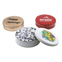 504523242-105 - Gift Tin w/Hershey Kisses - thumbnail