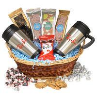 524517842-105 - Premium Mug Gift Basket-Choc Raisins - thumbnail