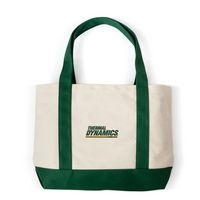 525774053-105 - Embroidered Canvas Boat Tote Bag - thumbnail