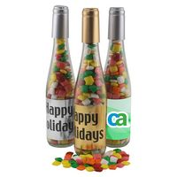 534517515-105 - Champagne Bottle w/ Mini Chicklets - thumbnail