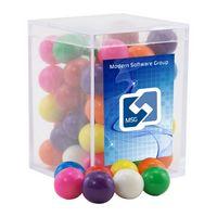 534521371-105 - Acrylic Box w/Gumballs - thumbnail
