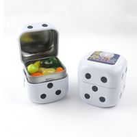 575554629-105 - Roll the Dice Tin w/ Jelly Belly - thumbnail