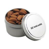 714521032-105 - Round Tin w/Almonds - thumbnail