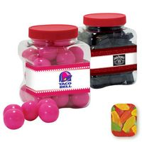 715554404-105 - Junior Grip Tub Resealable Container Filled w/ Assorted Mini Swedish Fish - thumbnail