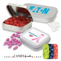 735554246-105 - Pocket Tin Small- Jelly Belly Candy by Color - thumbnail