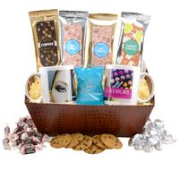 744977344-105 - Tray w/Mugs and Hershey Kisses - thumbnail
