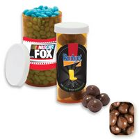 745554310-105 - Large Pill Bottle Filled w/Milk Chocolate Peanuts - thumbnail