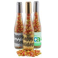 764517528-105 - Champagne Bottle w/Candy Corn - thumbnail