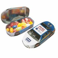905554635-105 - Minty 500 Race Car Tin w/ Jelly Belly® - thumbnail