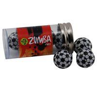 924523684-105 - Tube w/Choc Soccer Balls - thumbnail