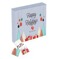 935774128-105 - Chocolate Foiled Square Puzzle Gift Box - thumbnail