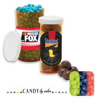 945554318-105 - Large Pill Bottle Filled w/Jelly Belly - thumbnail