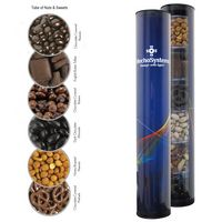 945555506-105 - Six Piece Nuts & Sweets Gift Tube - thumbnail