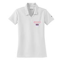 966130631-105 - Nike® Dri-Fit® Ladies' Micro Pique Polo - thumbnail