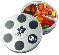 975555016-105 - Movie Reel Tin- Confections - thumbnail